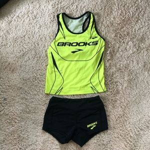 Brooks running kit